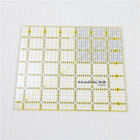 1 Pcs 6 5 6 5 Inches 3mm Acrylic Material Thickness Of The Fluorescent Yellow And