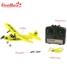 Coolbox Sea gull RTF 2CH HL803 RC Airplane
