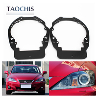 TAOCHIS Car Styling Frame Adapter Module Bracket Transition For LEXUS IS200 IS250 IS300 Hella 3 5