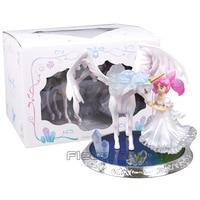 Sailor Moon Super S Chibi Usa Helios PVC Figure Collectible Model Toy