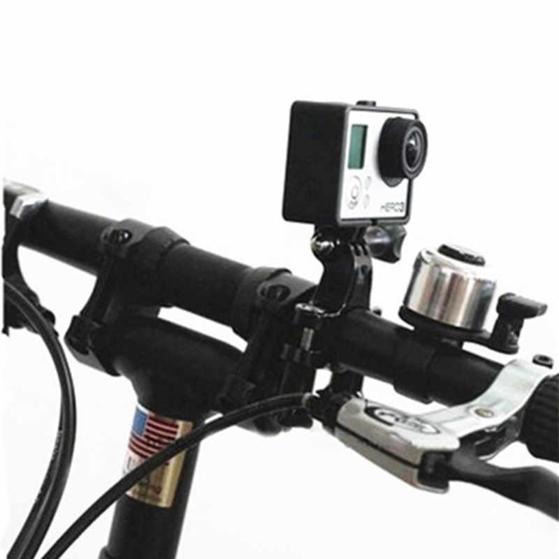 移動プロスポーツカメラハンドルバーマウントホルダー用自転車マウント移動プロ Hd Hero7 6 5 3 + 4 SJ