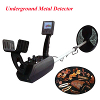 1pc Ground Underground Searching Metal Detector Gold Treasure Digger For Gold Coins MD 5006