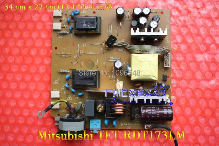 Free Shipping>Original 100% Tested Work TFT RDT173LM Power Board 715L1236-1-AS  Inverter free shipping original 100% tested work lcd a174v power board 715g1236 3 as
