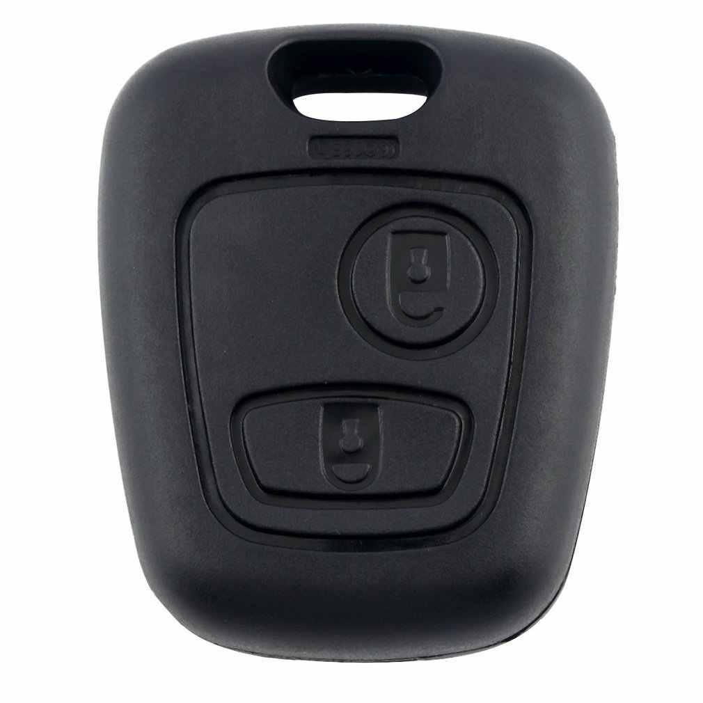 newreplacement remote key shell cover fit for peugeot citroen c1 c2 c3 pluriel c4 c5 peugeot  [ 1010 x 1010 Pixel ]