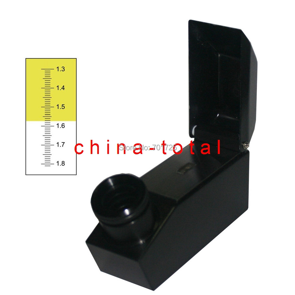 Refractive Index Meter : Courier free shipping rhg professional gemological