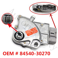 Auto Replacement Parts for Toyota 4Runner T100 Tacoma for Lexus GS300 GS400 LS400 LX450 LX470 Neutral Safety Switch 84540 30270