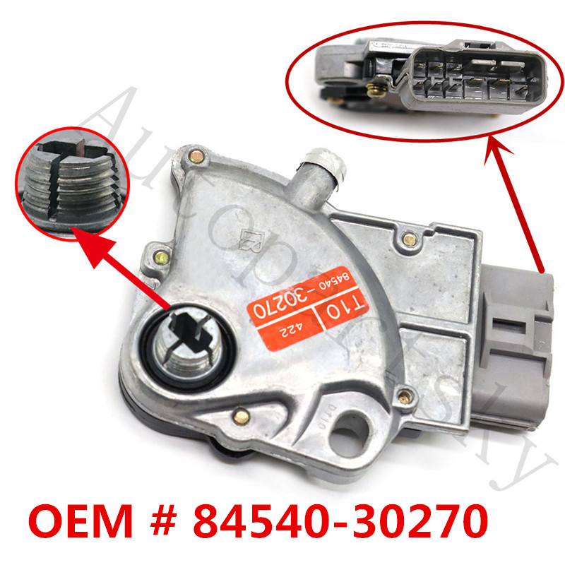 Auto Replacement <font><b>Parts</b></font> for Toyota 4Runner T100 Tacoma for <font><b>Lexus</b></font> GS300 GS400 LS400 LX450 <font><b>LX470</b></font> Neutral Safety Switch 84540-30270 image