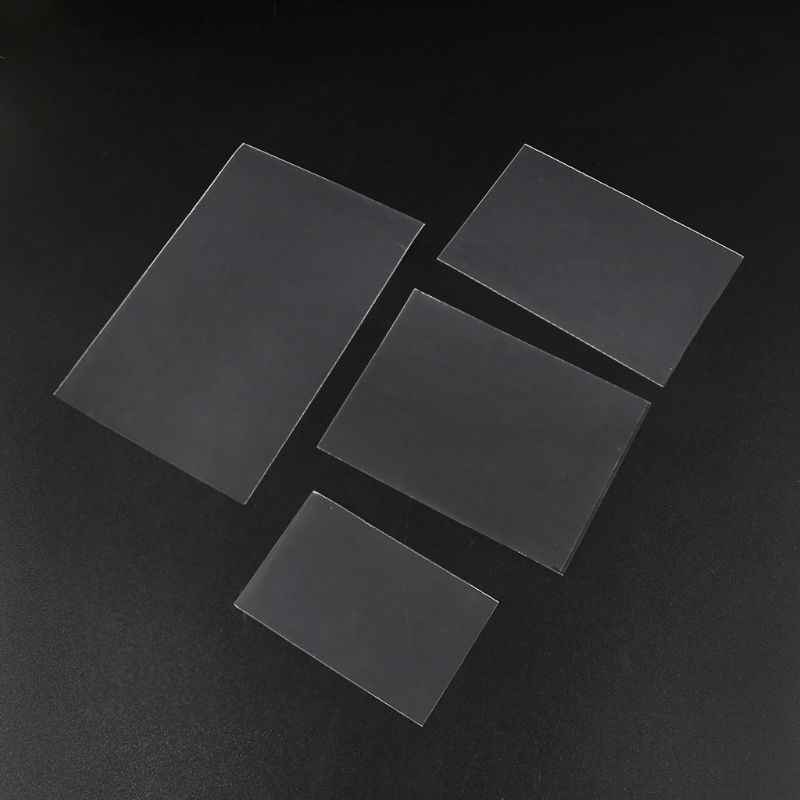 100pcs Plastic Transparent Card Sleeves Magic Board Game Tarot Three Kingdoms Poker Cards Protector