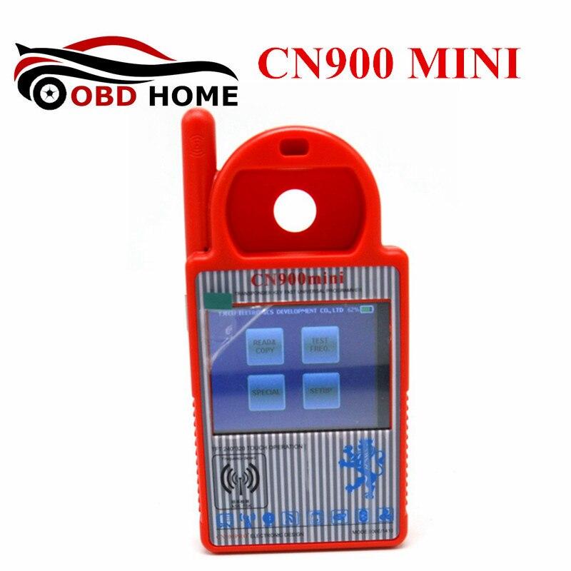 Новое поступление мини CN900 Key Программист Smart CN900 mini может Копировать 4C/4D/46/g чипы мини CN 900 Auto Key Программист Мини cn 900
