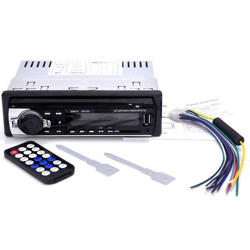 USB FM Autoradio Aux 13