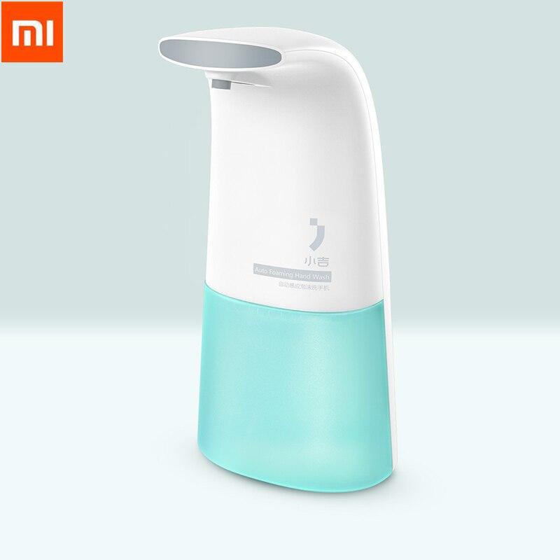 Original Xiaomi Xiaoji MiniJ 0,25 s Infrarot Auto Induktion Schäumen Waschen Für Smart Home mit Hand Seife und Batterien
