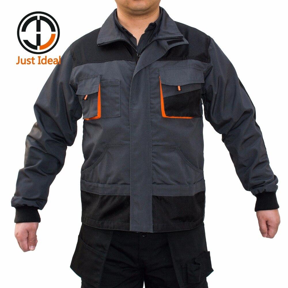Мужская повседневная тактическая куртка из ткани Оксфорд, водонепроницаемая куртка с длинными рукавами и множеством карманов, модель ID616 н