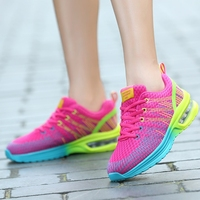 GOGORUNS women breathable outdoor sport running shoes ladies running sneakers shoes