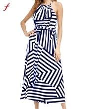 Casual Dress Women Sexy Summer Boho Maxi Long Evening Party Beach Dress Sundress Robe Femme Ete