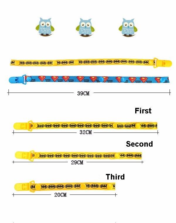 Новая прищепка для соски цепь лента держатель Chupetas крепления для укачивания, успокаивающего приспособления поводок ремень держатель соски для кормления младенцев BNZ03