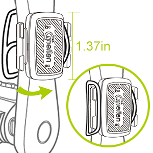 Image 4 - Fahrrad zubehör Bike Cadence Tacho sensor Radfahren Bluetooth 4,0 ANT indoor Spinning kadenz ausbildung Meilan C1