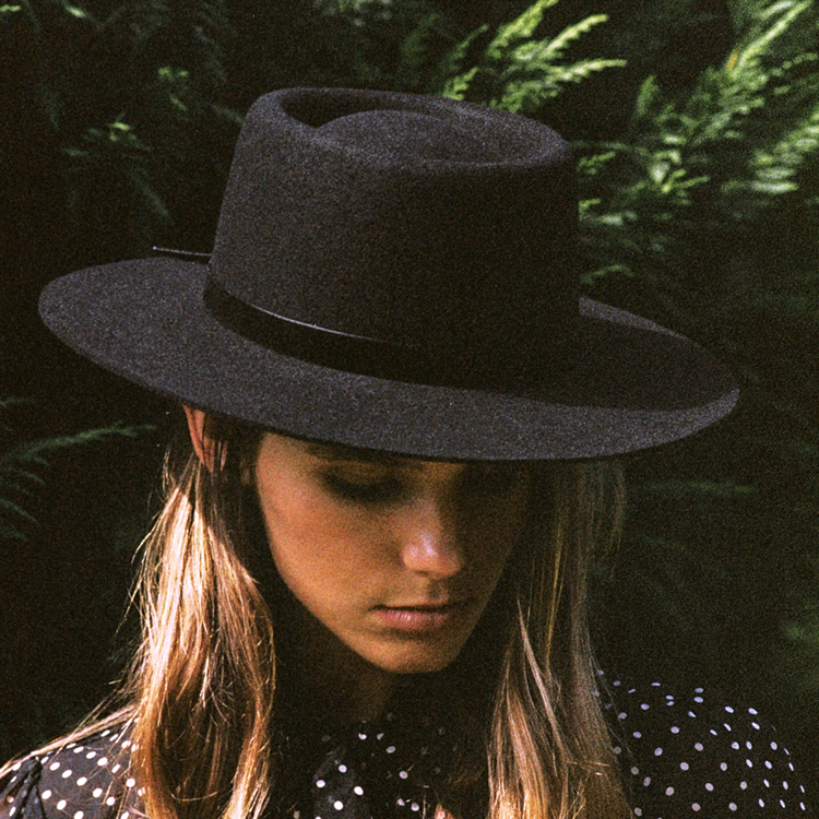 Our stylish assortment of women's hats is stocked with creatively designed, quality pieces, carefully made to fit any head or look.