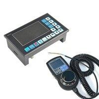 NVUM_SP DDCSV2.1 CNC 3 Axis Engraving Controller Motion Control + NVMPG 3D CNC Manual Pulse Generator MPG