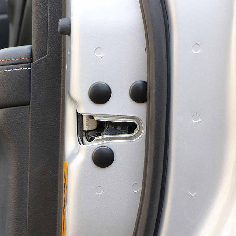 Cửa xe Khóa Vít Protector Bìa cho Hyundai Tucson Elantra Creta IX25 IX35 Sonata Solaris Santa Fe I30 Giọng Creta Azera