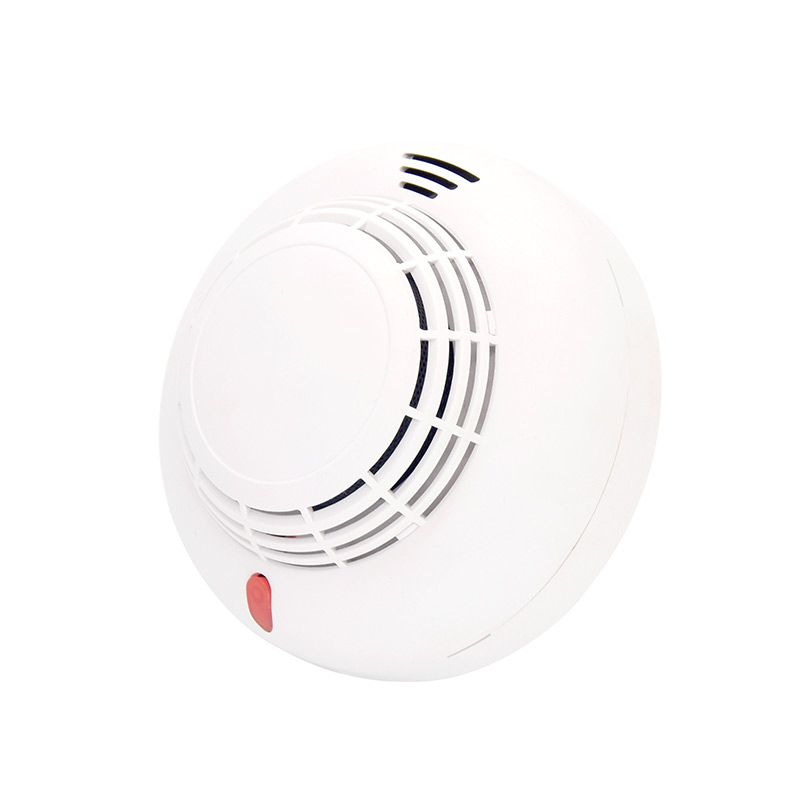 Wireless Smart Smoke Detector Standalone Photoelectric Fire Alarm Home Security Alert For Home Stor Office Security Alarm System