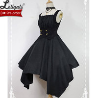 Gothic Lolita Dress The Concerto of Spirits Series Short Corset Dress by Soufflesong