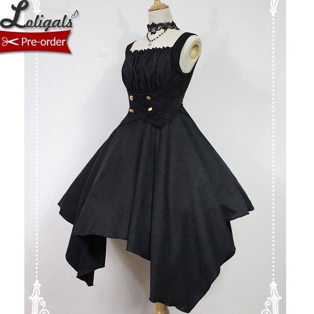 e639e04463d757 Gothic Lolita Dress The Concerto of Spirits Series Short Corset Dress by  Soufflesong