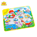 2017 Learn&Education Music Mat Transport Tool Touch Baby Play Singing Mat Baby activities rug musical mat