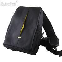 Waterproof DSLR Camera Case Video Bag Messenger Bags For Nikon D3100 D3200 D90 D7000 D5100 D800