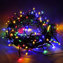 10M 20M 30M 50M 100M DC 24V LED Fairy String Lights Outdoor Waterproof Holiday Christmas Trees Xmas Party Wedding Garland Light