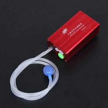Nieuwe Collectie Luchtpomp Oplaadbare Zwembad Vijver Aquarium Oxygenator Zuurstof Beluchter Luchtpomp Hot Selling
