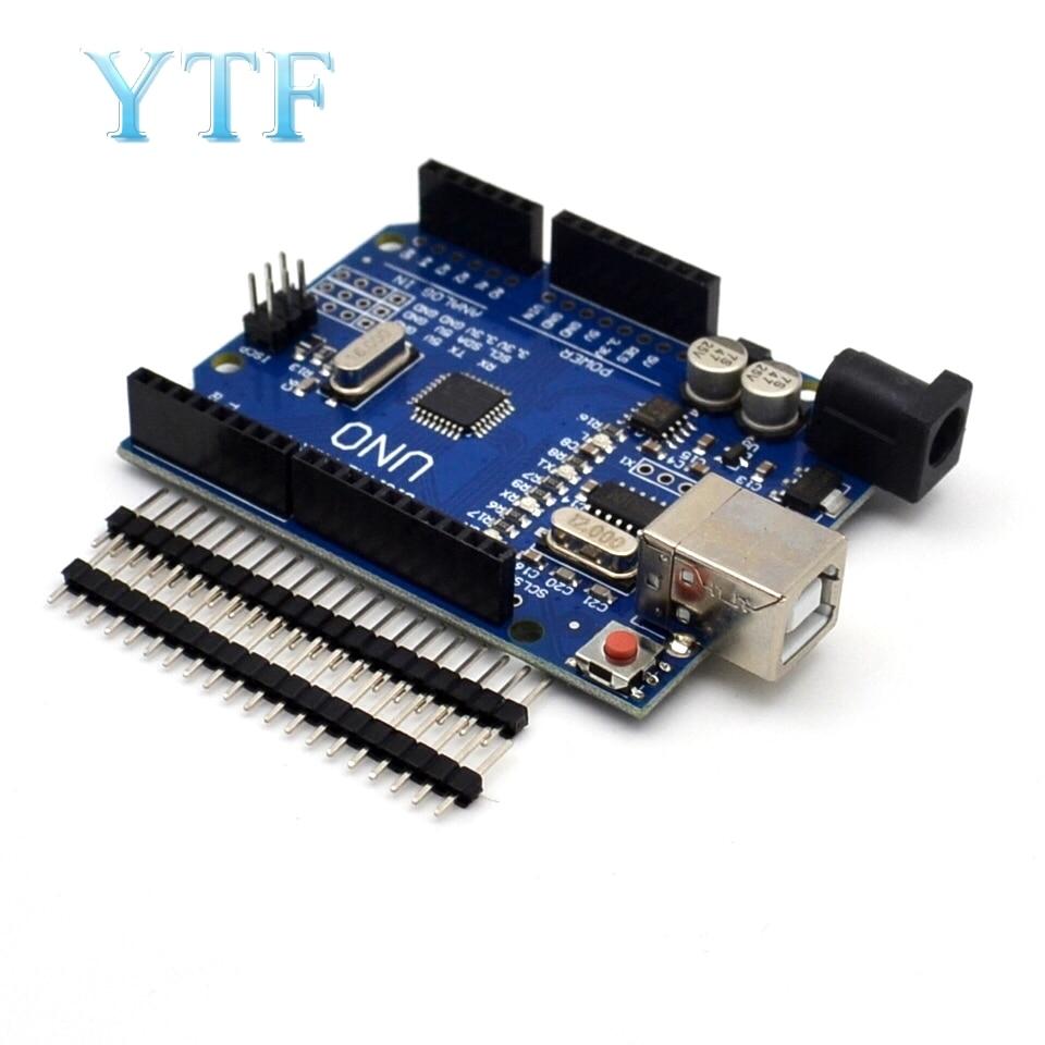 1 Set (CH340) MEGA328P For Arduino UNO R3 ATMEGA328P-AU Development Board
