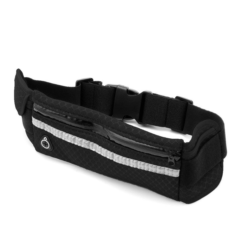Men Women Travel Waist Packs Pouch Waist Belt Casual Waterproof Solid Bags Unisex Pack Bag Multi functional 6 Colors 2017 Hot