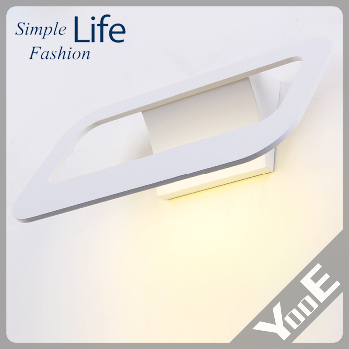 ФОТО Indoor 6W LED Wall Lamp  bedroom fashion Light Iron material Sconce  AC110V/220V Free Shipping