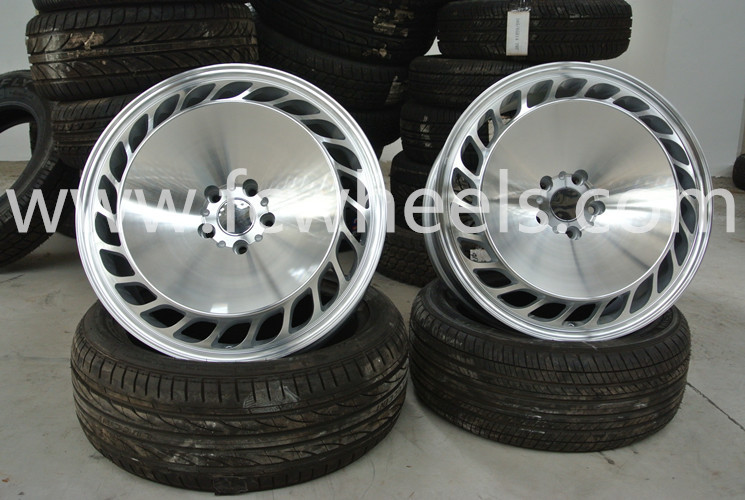 Car Messer Alloy Wheels For Benz Vw Audi 19inch-in Rims