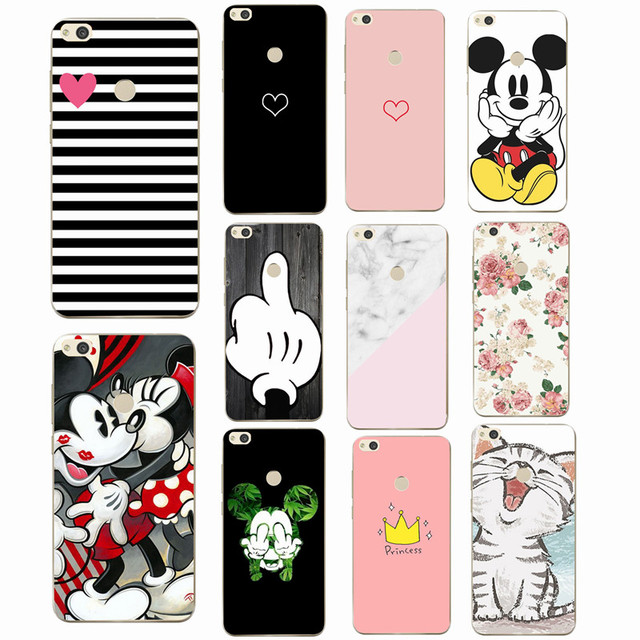 coque huawei y6 2017 love