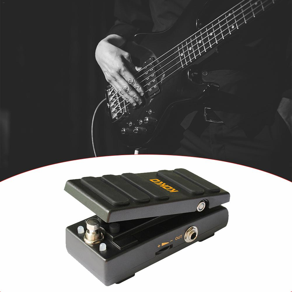 Guitar Wah Pedal For Electric Guitar Players DJ Guitar Effect Pedal wah wah pedal daphon music df2210 electric guitar pedal switch pedal