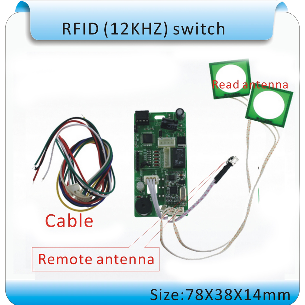 Free shipping Sy-rk1688M RFID 13.56MHZ IC card Remote  registered  user built-in Elevator control board+10pcs cards