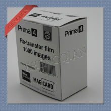 Original Magicard Prima431  YMCK ribbon and transfer film ribbon set work on Prima4 printer