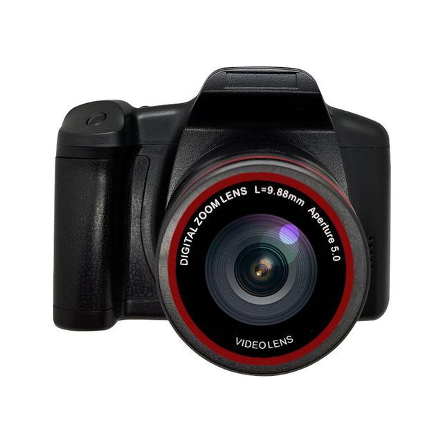 GOLDFOX 16MP 1080P HD Shoot Digital Zoom Camera Handheld Digital Camera Video Camcorder Cam 1080P Digital DV Support TV Output