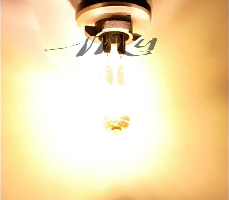 880 27 Вт 889 H27W галогенные лампы 27 Вт Супер белый PGJ13 головной светильник s Противотуманные фары светильник Бег автомобильный светильник источник света парковка желтый 12V