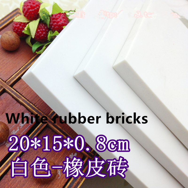 DIY the cheapest high-quality white large professional carving rubber stamp hand stamp stamp free shipping 20 * 15 * 0.8 cm