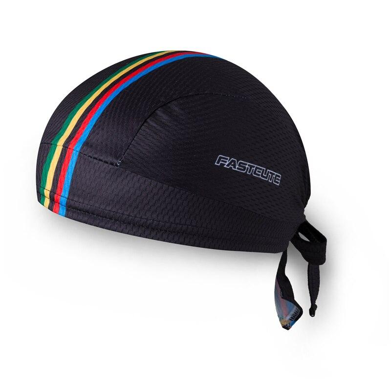 Cycling Cap Sweatproof Sunscreen Headwear Bike Scarf Bicycle Bandana Pirate Headband Riding Hood Sports hat Headcloth Women Men