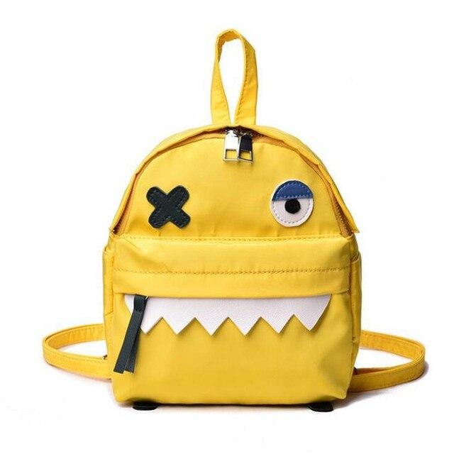 Рюкзак с монстром корейский Стиль 1