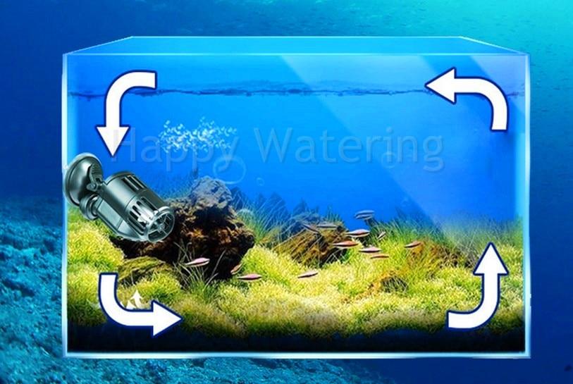 jvp 202a type dual powerhead 24w aquarium fish tank freshwater wave