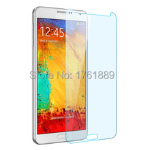 OEM support factory direct tempered glass screen phone 0.3mm 9H clear protective film for smartphone for samsung for note 3