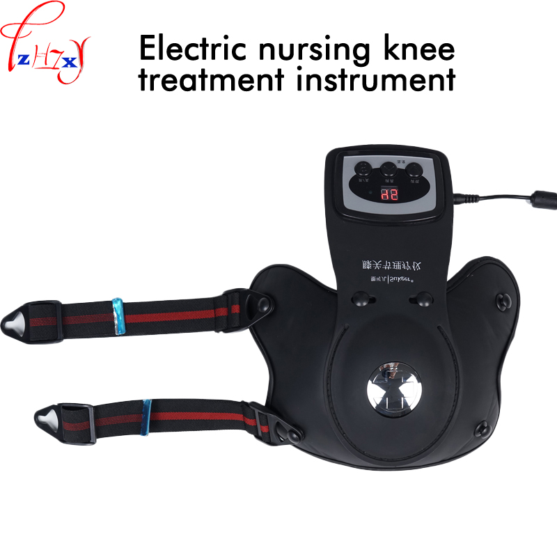 Multi-functional knee physiotherapy instrument household electrically heated the knee joint massager 220V 50W 1PC