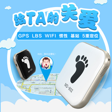 2016 High Quality Mini GPS/GSM/GPRS/AGPS/LBS/WIFI Car Vehicle Tracker MD-802 Realtime Tracking Device Person Track Device