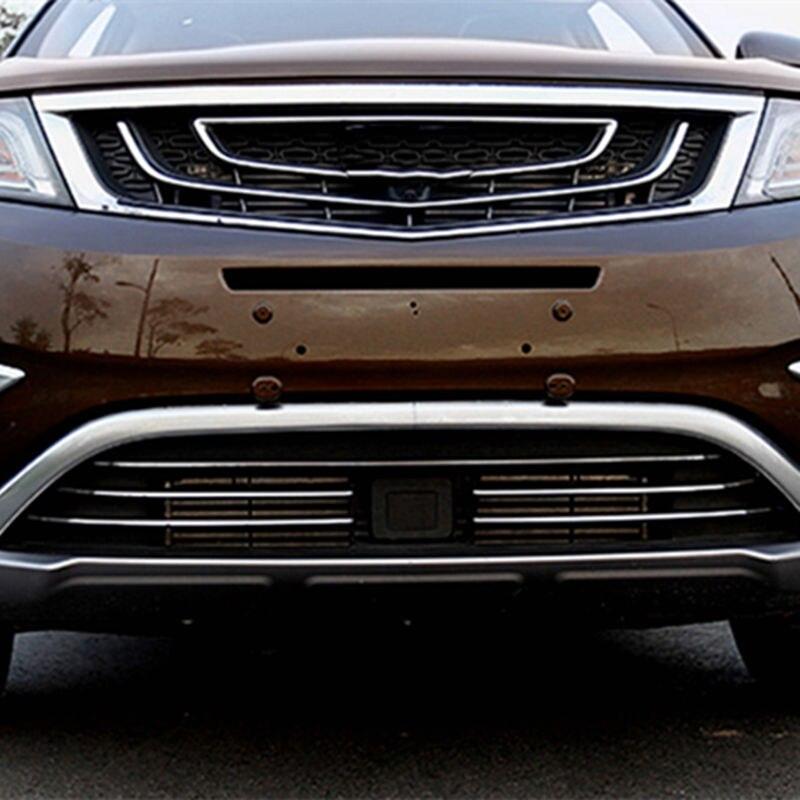 Geely Atlas, Boyue, NL3, Emgrand X7 EmgrarandX7 EX7 SUV, barre lumineuse de gril moyen de voiture - 4