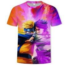 2019 DREAMZ Naruto Boruto t shirt men/women/kids uchiha itachi uzumaki sasuke kakashi