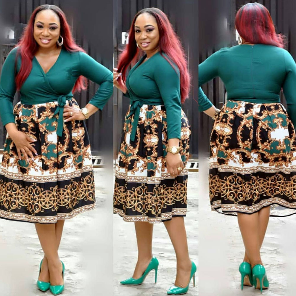 african dresses for women dashiki south africa clothes ankara african print dresses sale african sexy skirt summer dress 2019 in Africa Clothing from Novelty Special Use
